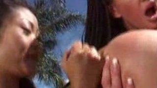 Brittney Skye to Jasmine Lynn – Orgy Angels #2 – Scene 2